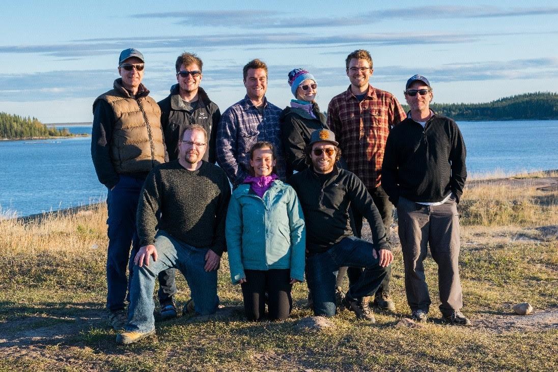 Fieldwork in Alberta2018