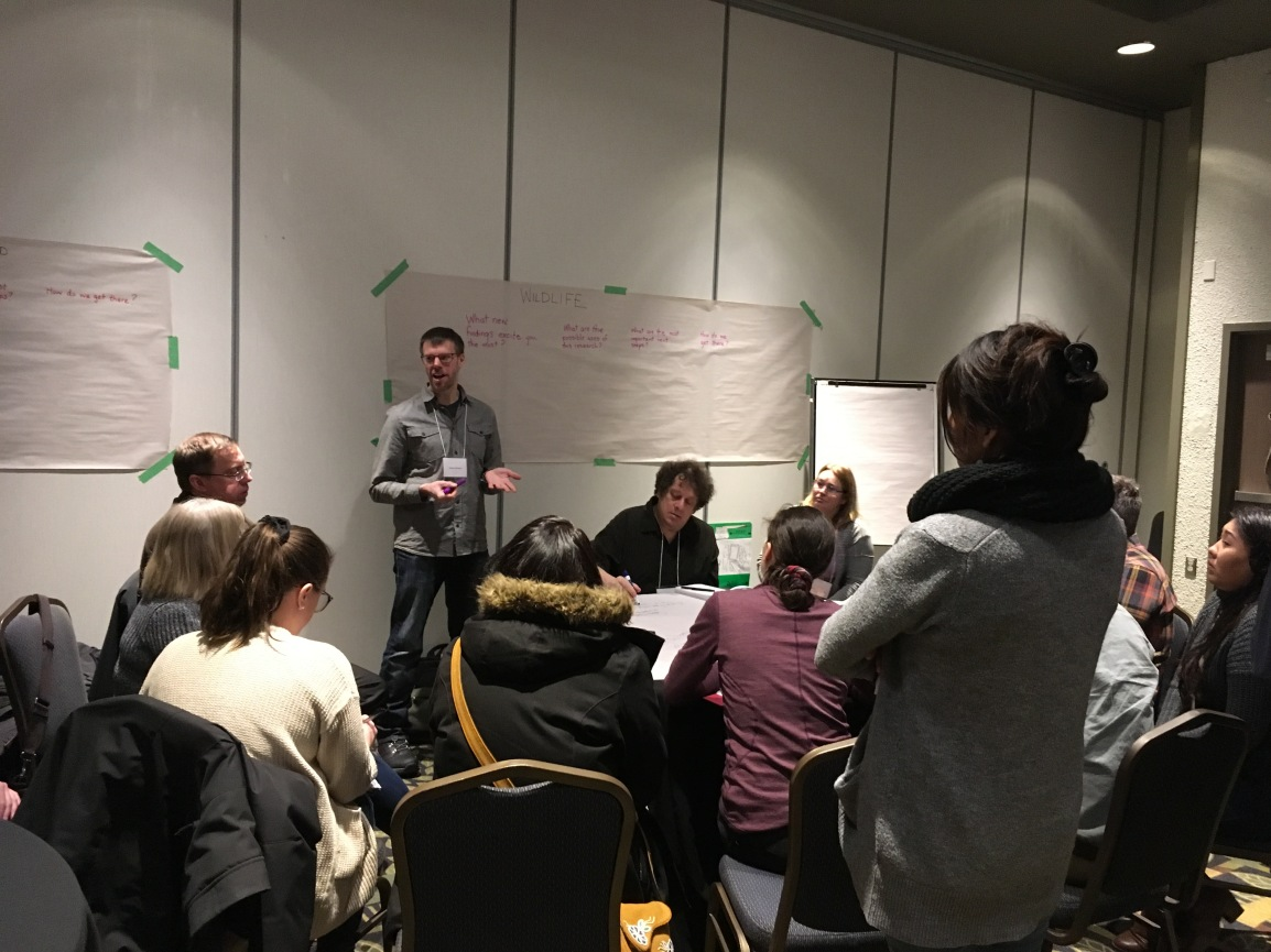 Updates on Northern Water Futures' TechnicalWorkshops