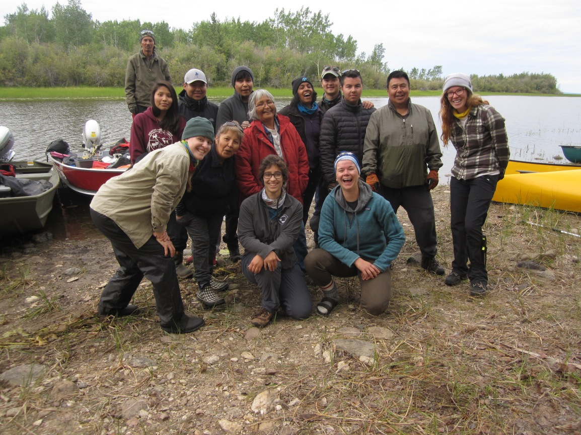 On-the-Land and Learning — A Northern Journey with Northern Water Futures andWaterlution
